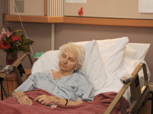 What to do if your relative is in hospital and needs full time care