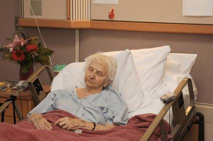 how to get your elderly parent into a nursing home