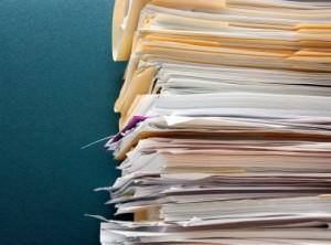 Paper overload