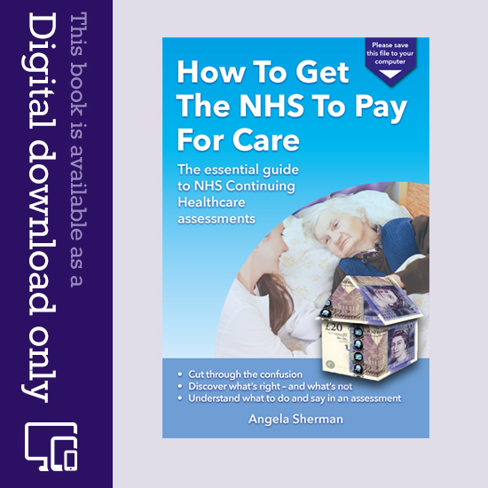 How To Get The NHS To Pay For Care