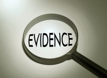 Evidence - what to do if Checklist is rejected