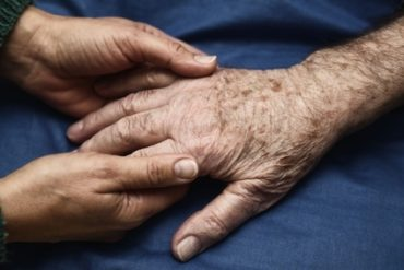 What kind of care needs count in NHS Continuing Healthcare? - other and daughter hands