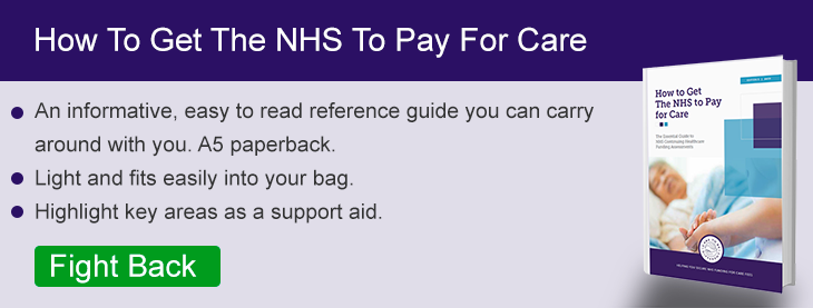 NHS Continuing Healthcare - Avoid Paying Care Fees
