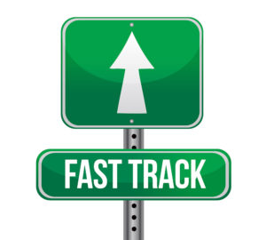 fast track tool following a discharge from hospital